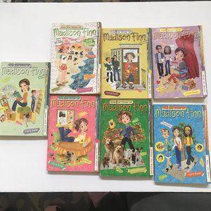 Lot of 7 Madison Finn Books